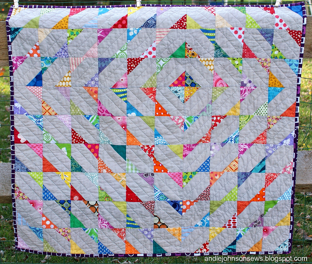 ... Days – Week of Color – Featured Quilt 7 | The Modern Quilt Guild