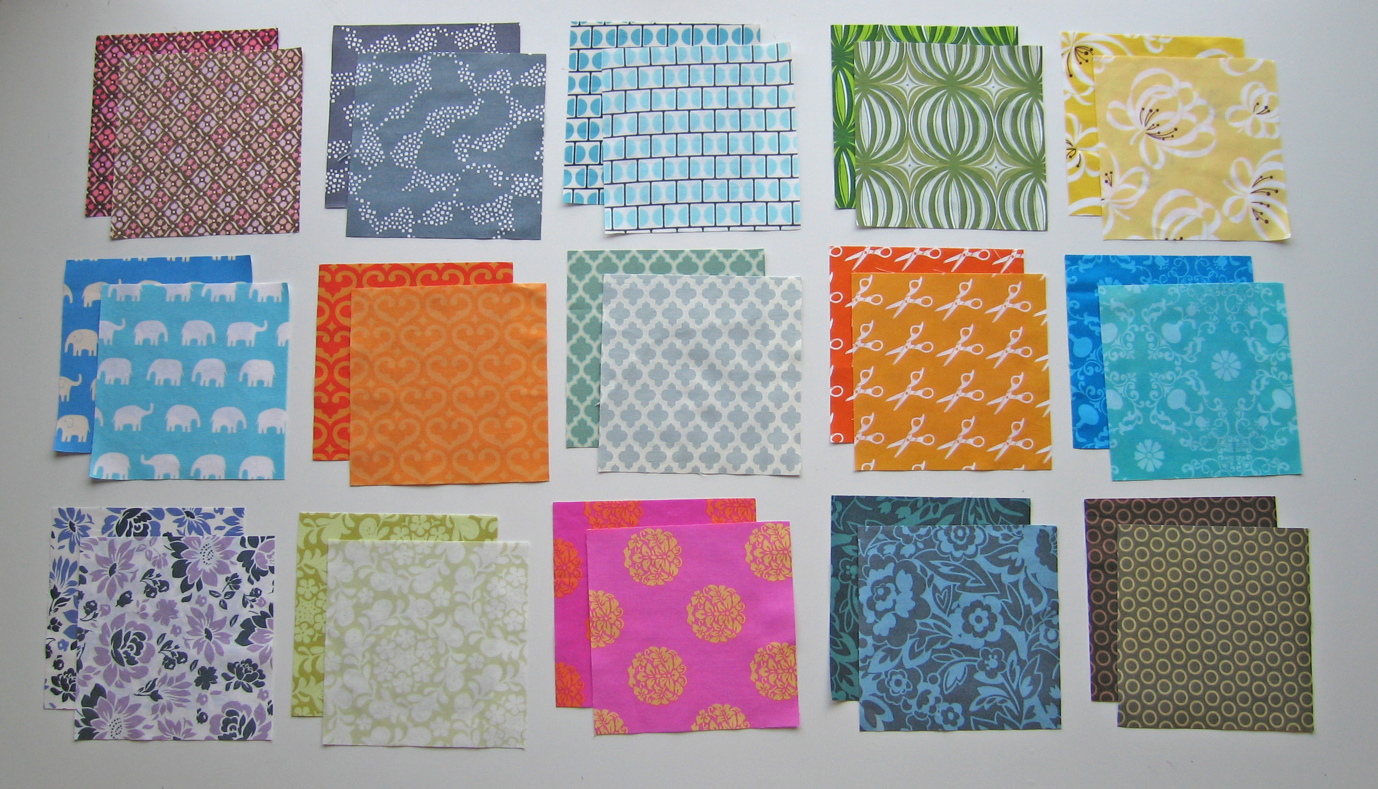 100 days week of prints altering print fabrics with bleach happily nvjuhfo Image collections