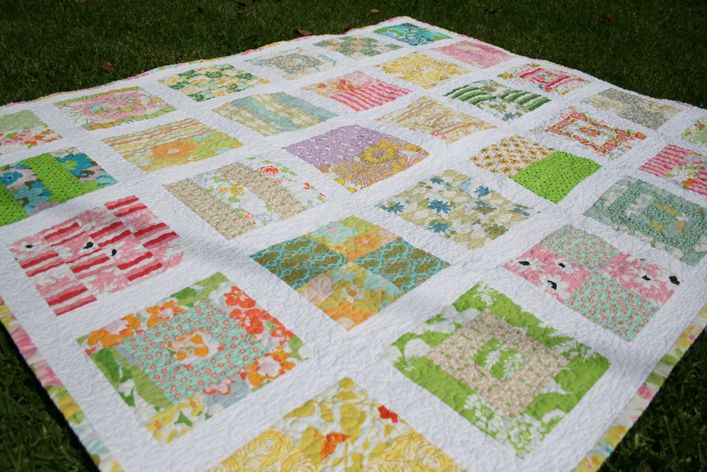 100 Days – Week of Using What You Have – Introduction   The Modern ... : sheet quilt - Adamdwight.com