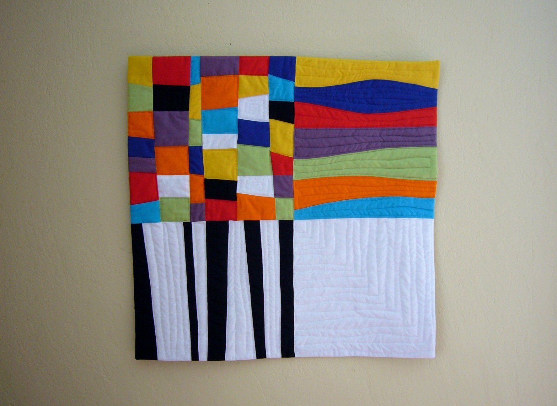 100 Days – Week of Composition – Featured Quilt 7 | The Modern ... : modern quilt guild - Adamdwight.com