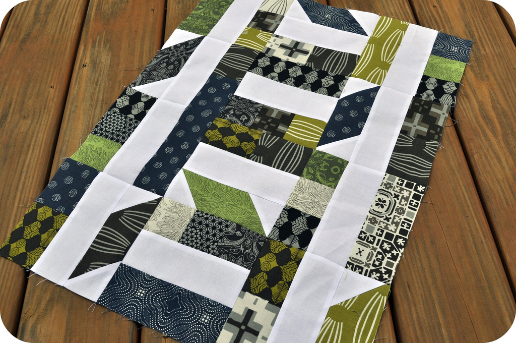100 Days Week Of Collaboration Tutorial The Modern Quilt Guild