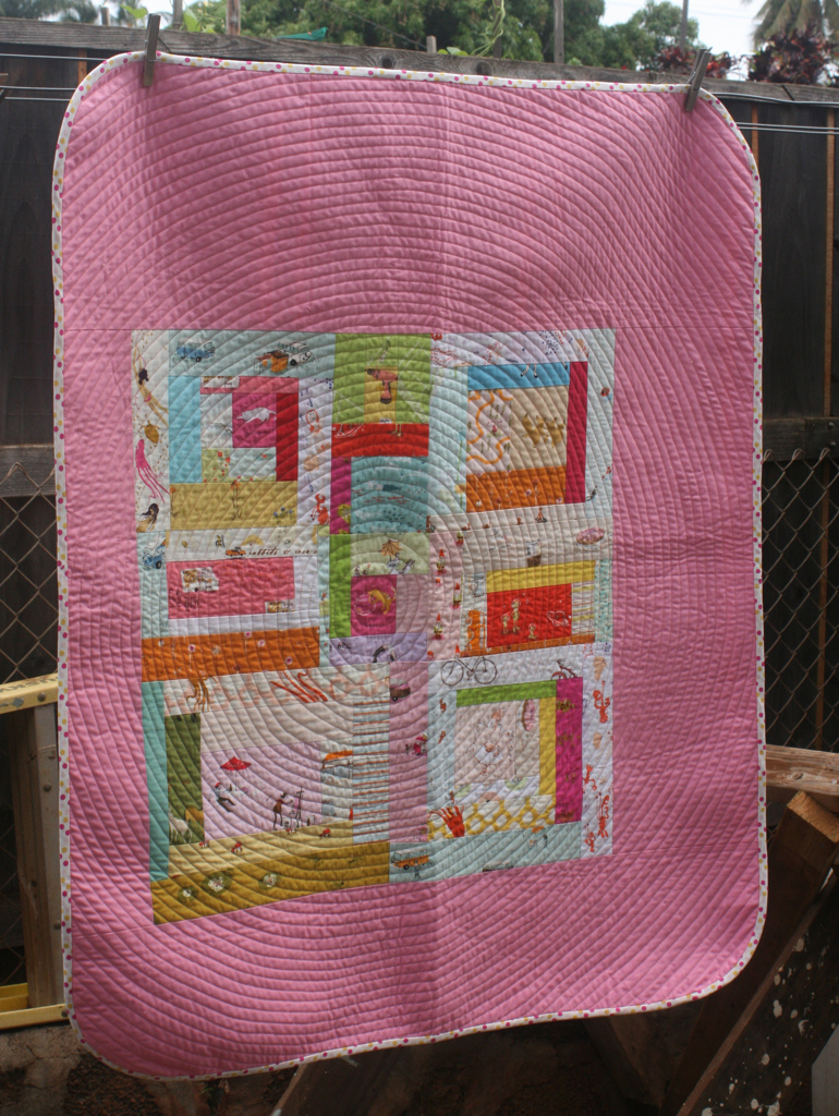 100 Days – Week of Quilting – Featured Quilt 7 | The Modern Quilt ... : 100 days of modern quilting - Adamdwight.com