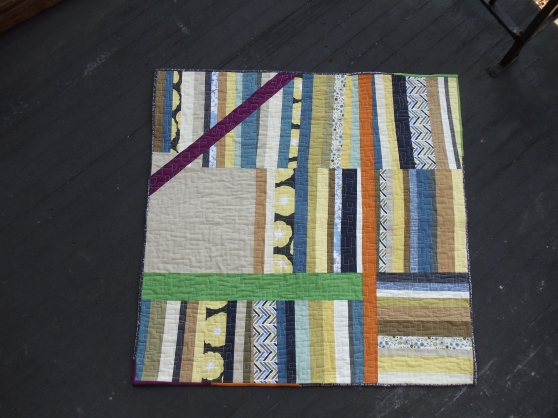 Madrona Road Challenge Quilt by Lauren_front
