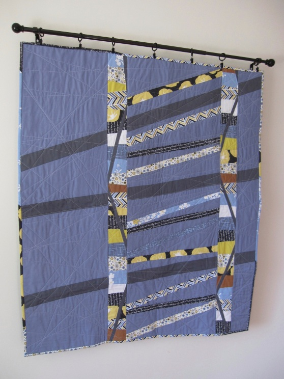 Madrona Road_Challenge Quilt by Jodi