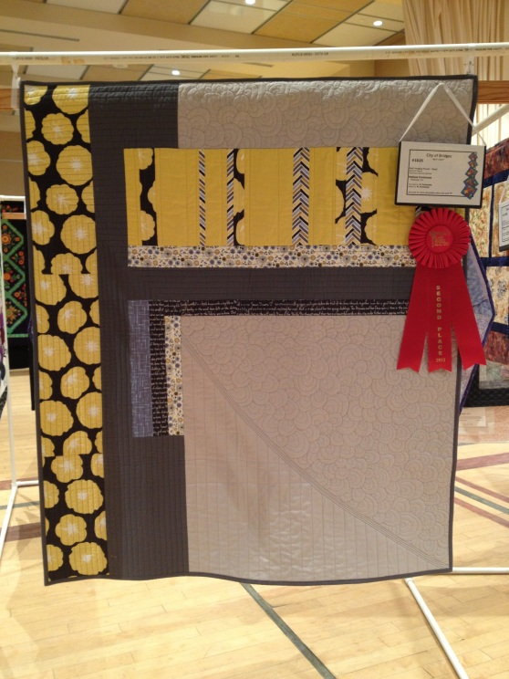 Madrona Road_Challenge Quilt by Melissa