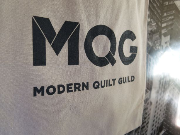MQG Tote Bag Close Up