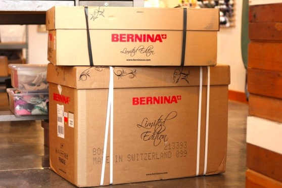 box of berninas