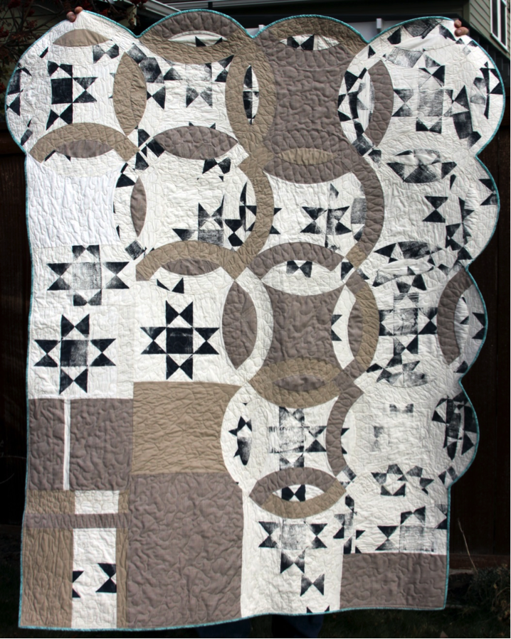 Modern Quilt Guild Member Spotlight: Christy McDevitt | The Modern ... : quilts nyc - Adamdwight.com