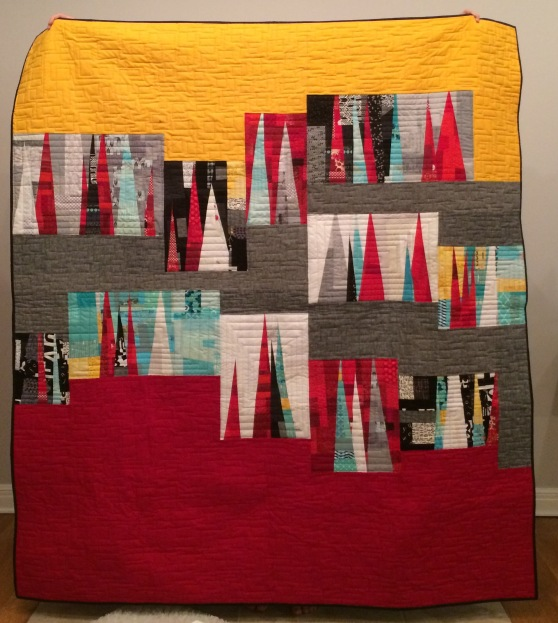 Completed Quilt 2