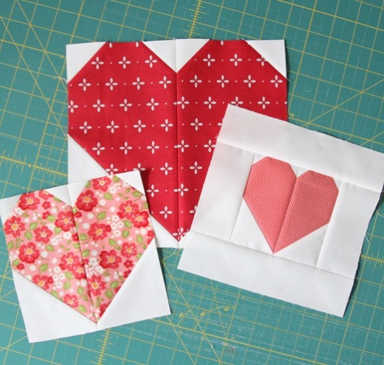 Heart Block by Allison of Cluck Cluck Sew