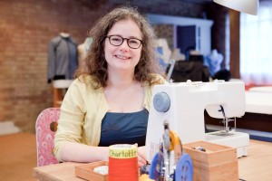 WARNING: Embargoed for publication until 00:00:01 on 10/05/2016 - Programme Name: The Great British Sewing Bee - TX: n/a - Episode: n/a (No. Generics) - Picture Shows: Charlotte - (C) Love Productions - Photographer: Charlotte Medlicott